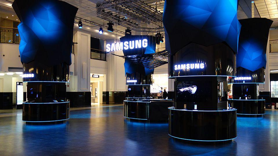 Samsung KDW Berlin