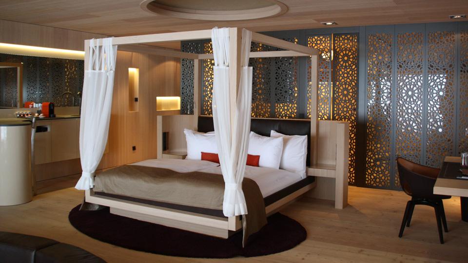 Hotelausbau