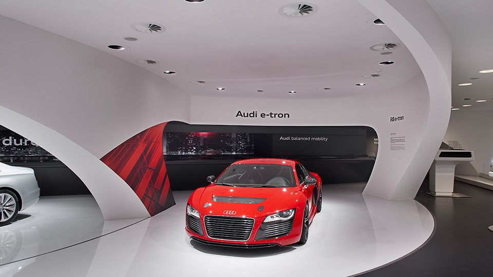 Audi Messestand Bild 6