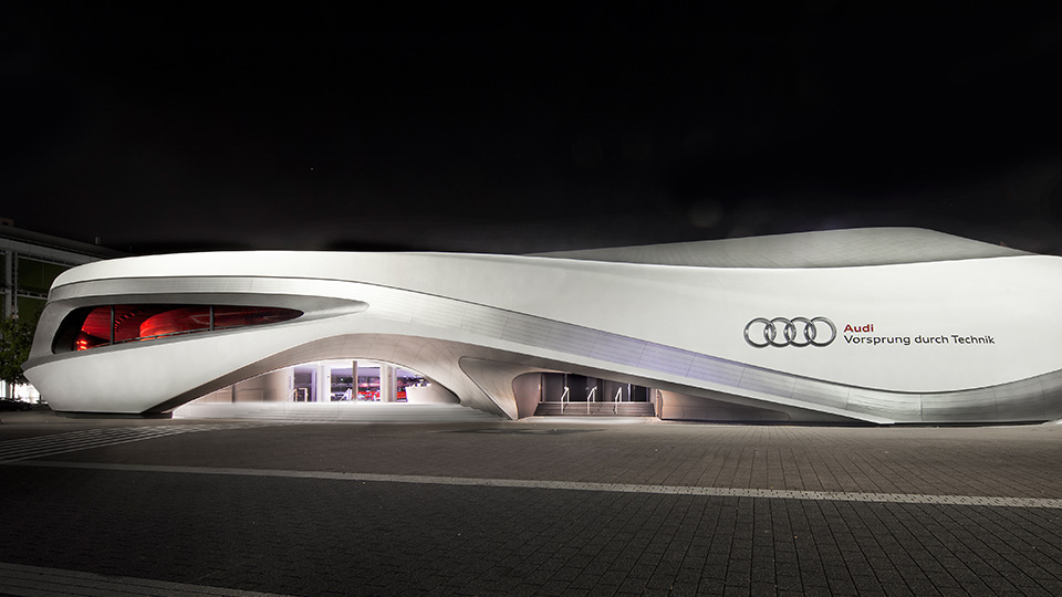 Audi Messestand Bild 8