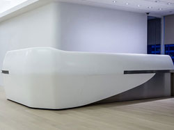 Reception desk New York