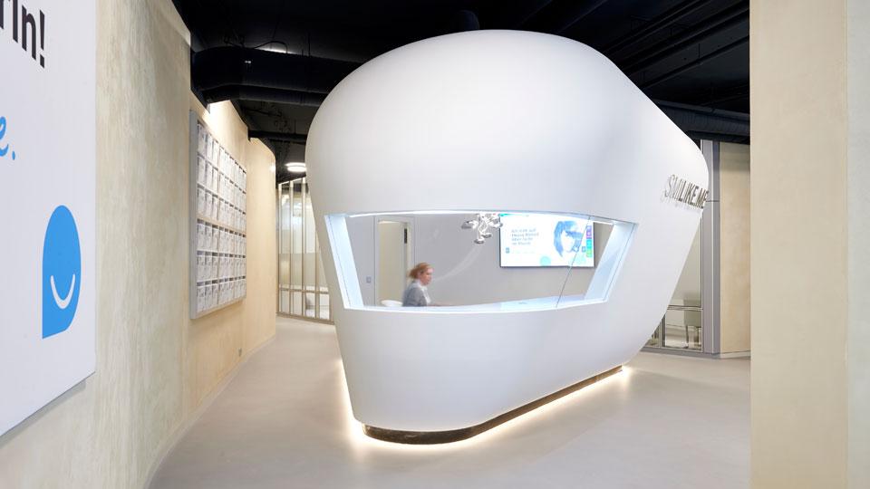 Raum in Raum Skulptur