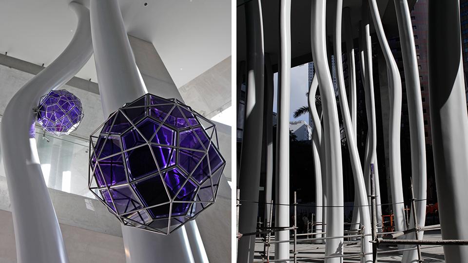 Atrium Singapur Bild 1