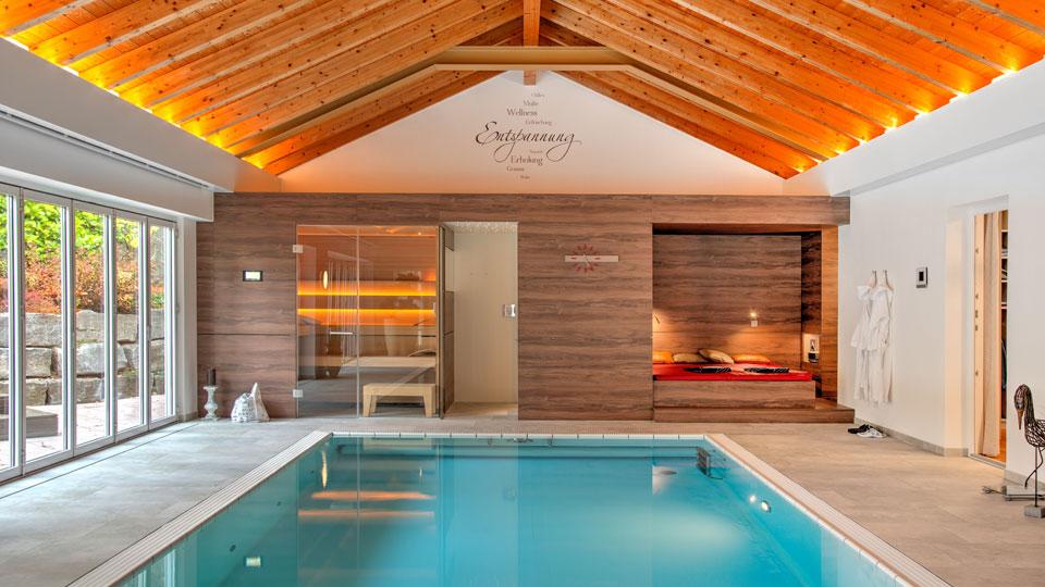 Pool- und Wellnessbereich