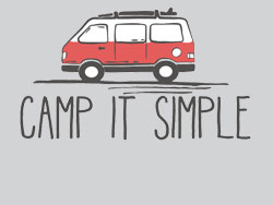 Camp it Simple Logo
